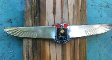1938 Lasalle Grill Emblem 37 38 39 1937 Driver Quality Rat Rod Hot Rod