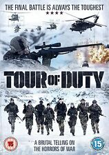 TOUR OF DUTY di Peter Winther DVD in Inglese NEW PRENOTAZ.