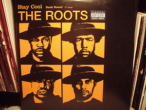 The Roots Stay Cool B W Duck Down 12 Quot 2004 Rare