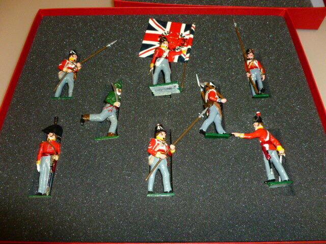 伝統的なおもちゃの兵士は