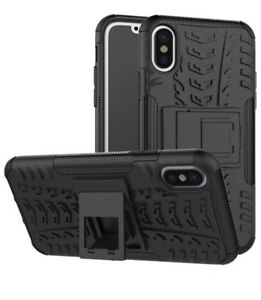 Armour Heavy Duty Builders Shockproof Case Cover For Apple iPhone X / XS / 7 / 6