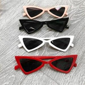 Fashion-Women-Vintage-Triangle-Sunglasses-Anti-UV-Glasses-Retro-Cat-Eye-Eyewear