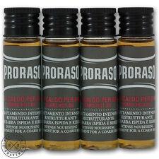 Proraso Italian Intense Nourishing Beard Hot Oil Treatment 4x17ml (01798)