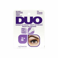Duo Individual Lash Adhesive Waterproof Clear Eyelash Glue 0.25oz #56811