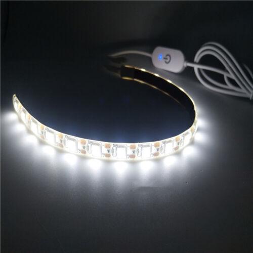 2m Self-adhesive Sewing Machine LED Lighting Kit USB Sewing Light Strip 6500K
