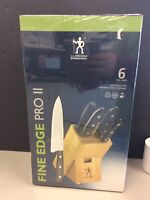 Brand new Fine Edge Pro 2 6 piece knife set  Oakville / Halton Region Toronto (GTA) Preview