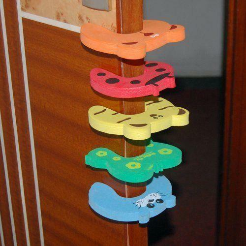 Free Postage, Child Door Safety Guards Animal Stopper Safety Protection