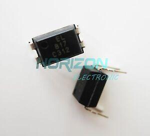 10Pcs PC817 EL817C LTV817 PC817-1 DIP-4 OPTOCOUPLER SHARP Best nODZ2H4MAZD