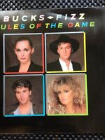 "Bucks Fizz. Rules Of The Game 7"" Vinyl Single  -"