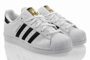 Details zu ADIDAS ORIGINALS SUPERSTAR Sneaker Schuhe Turnschuhe Damen Jungen Unisex Farbe