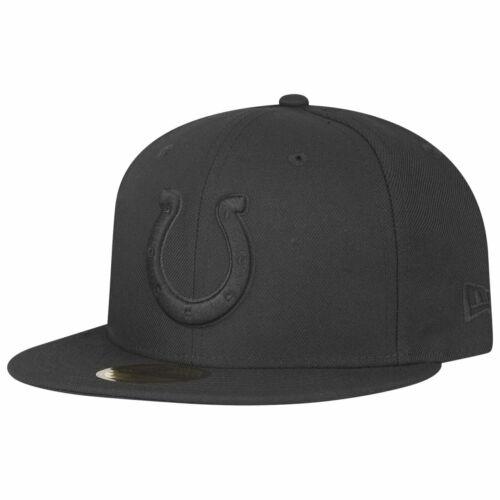 New Era 59Fifty Cap NFL BLACK Indianapolis Colts