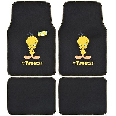 Brand New 4pcs Set Front Rear Universal Fit Car Truck Carpet Floor Mats