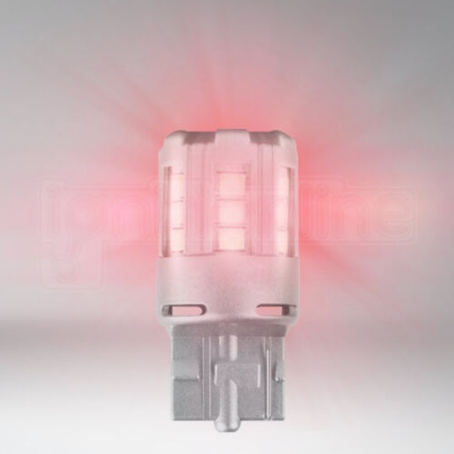 OSRAM LEDriving Standard Retrofit 582 W12V 3 W Rouge Red Wedge Ampoules Voiture Frein TWIN PK