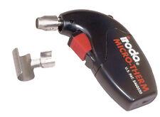 Iroda Inalámbrico Gas Calor Shrink Tubo Pistola Soplete Micro 650C Micro-Therm de aire caliente