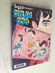 dylan-dog-spettri-numero-fuori-serie-allegato-a-max-N-2-del-1993