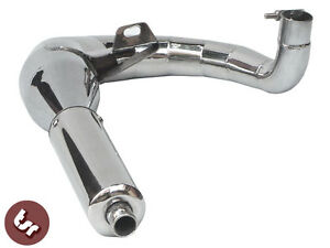 VESPA-LML-PX-VBB-Stainless-Steel-Exhaust-Stock-Tuning