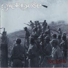 Overdose - Scars - 1996 Fierce Thrash Metal NEW