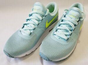 d26fdfa080 Youth Size 6Y Glacier Blue Volt White Nike Air Max Zero Essential GS ...