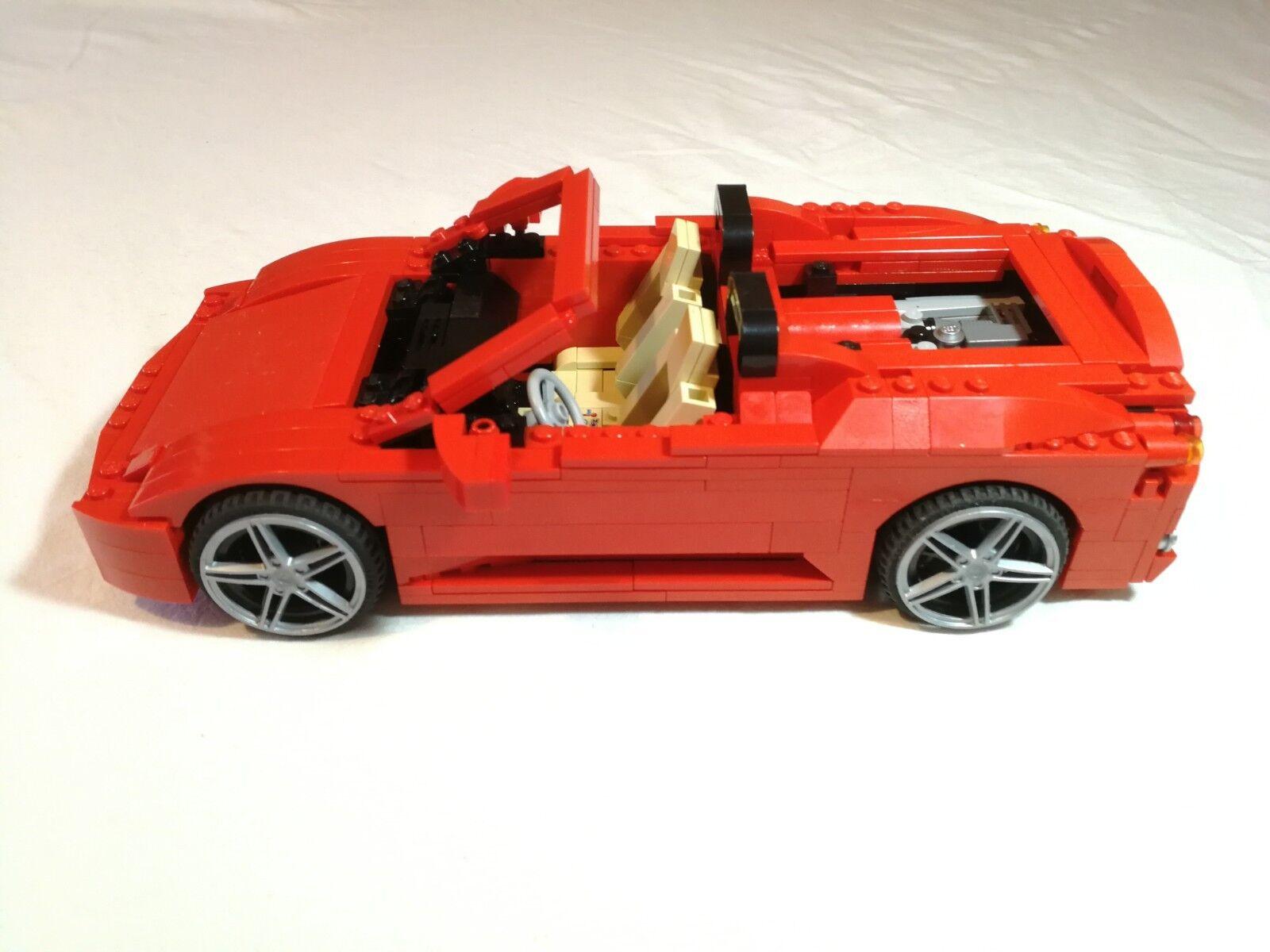 Lego Racers 8671 - Ferrari 430 Spider 1 17