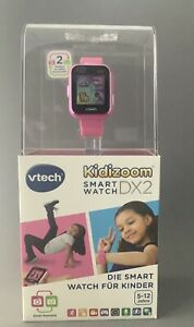 Vtech Kidizoom Smart Watch DX2 pink Kinder Uhr