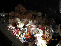Brand Baby Shoes Slippers X 65 Lots With Tags Job Lot