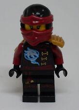 Lego Ninjago Figur - Nya - Skybound ( 70604 Maske Helm rot schwarz ) - Neu