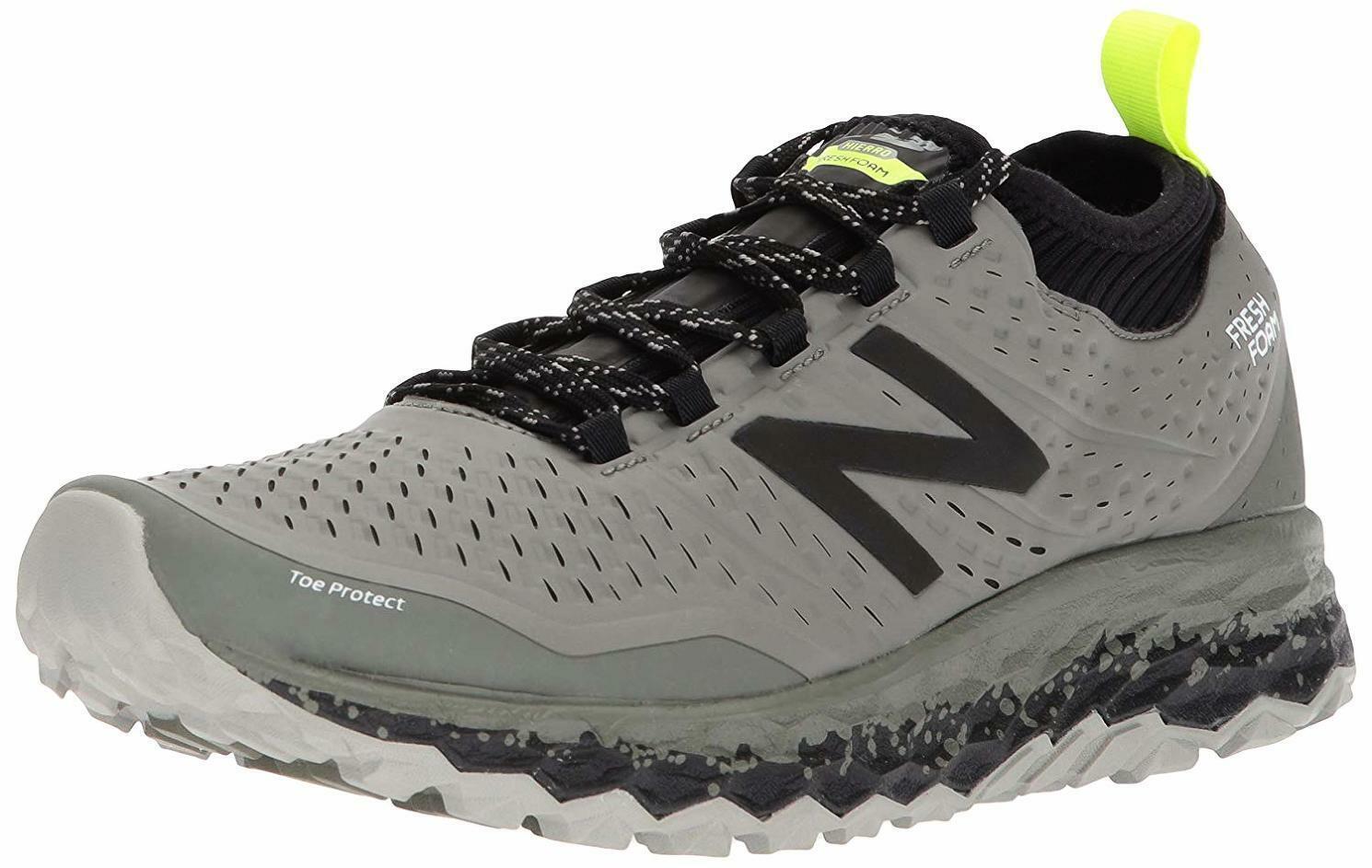 New Balance Men's Hierro V3 Fresh Foam Trail Running shoes