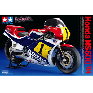 Tamiya 14125 Honda NS500'84 1  12