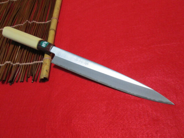 MADE IN JAPAN Kai Japanese Sashimi KASUMI Chef Knife KAI Knives Kichen knife