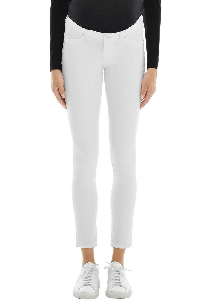 J BRAND Damen Mama JB000544 Super Skinny Jeans Weiß Größe 27   188 BCF811