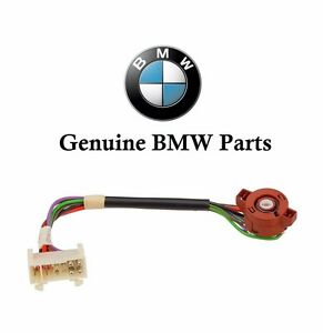 New bmw e30 ignition starter switch w harness genuine 61 32 1 374 image is loading new bmw e30 ignition starter switch w harness sciox Gallery