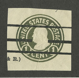 Us # U420 1c Mint Efo: Minor Pre Printing Paper Fold Promote The Production Of Body Fluid And Saliva 1915