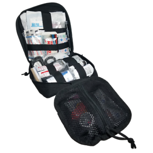 ELITE FIRST AID GP IFAK Kit (LvL 2) STOCKED Tactical EMS Medic Trauma Ops Set