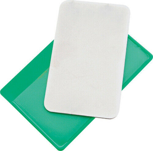 """DMT Dia-Sharp Extra Fine Grit Green Credit card si Measures 3 1//4/"""" x 2/"""" x 0.5/"""""""