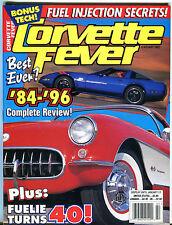 Corvette Fever Magazine February 1997 Complete Review! EX 012916jhe