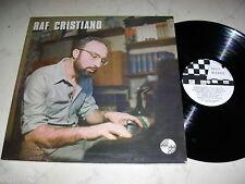 RAF CRISTIANO Same ED I SUOI SOLISTI *ITALO LP*SIGNED*HARPSICHORD BOSSA & JAZZ*