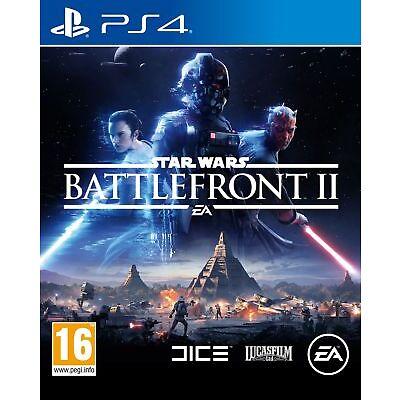 Star Wars Battlefront II PS4 ***PRE-ORDER ITEM*** Release Date: 17/11/2017
