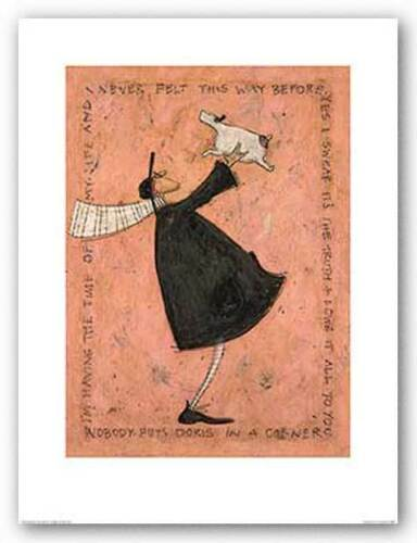 Having The Time of My Life Sam Toft Art Print 23.5x31.5