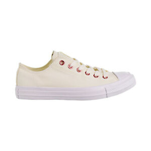 d7ac4a903b Converse Chuck Taylor All Star Ox Hearts Unisex Shoes Egret/Rhubarb ...