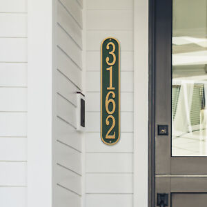 Vertical-Cast-Address-Plaque-Ships-in-4-days