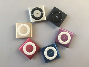 NEW-Apple-iPod-shuffle-4th-Generation-2GB-latest-model-Assorted-colors