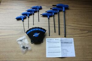 Park Tool PH-1 P-Handled Wrench Set