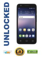 Alcatel Ideal Ot-4060a At&t Unlocked Blue 4g Lte 8gb 4.5 Android 5.1