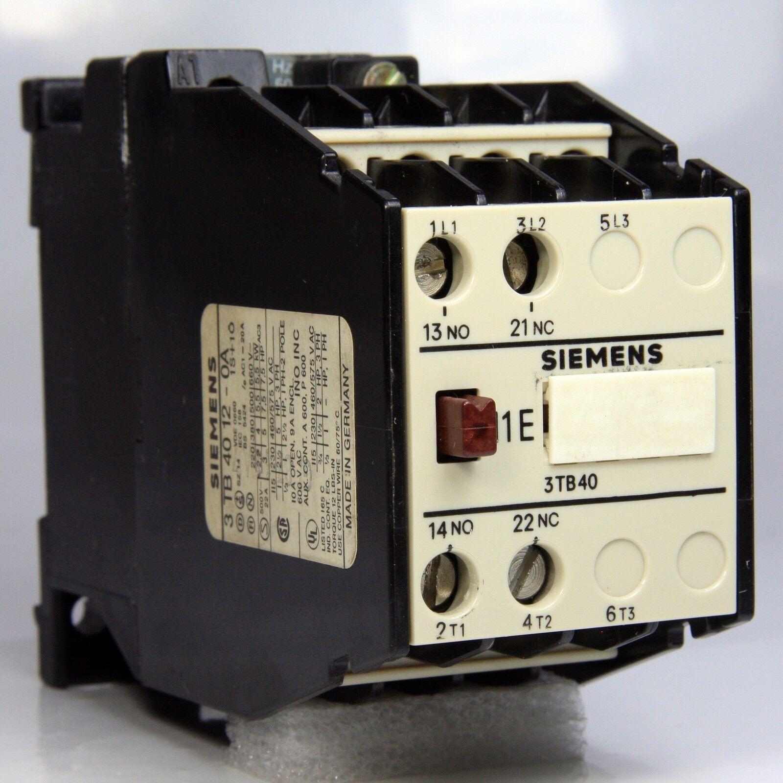 rescontentglobalinflowinflowcomponenttechnicalissues Siemens 3 TB 40 12 0a 3tb40120a