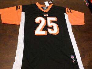 Cincinnati Bengals Gio Bernard NEW youth kids jersey NFL Team ...