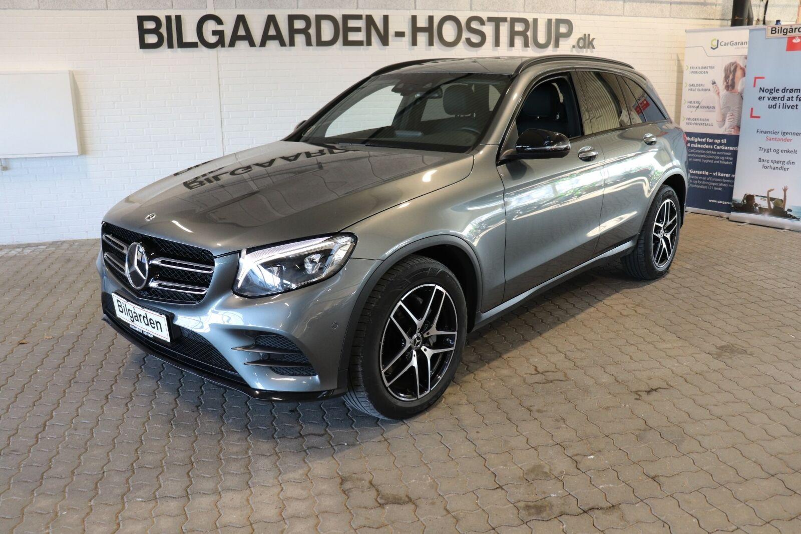 Mercedes GLC250 d 2,2 AMG Line aut. 4Matic 5d - 549.900 kr.