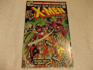 Uncanny-X-Men-98-FN-6-0-Storm-Wolverine-Cyclops-The-Sentinels