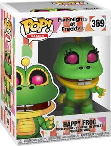 Five Nights at Freddy's Pizza - Happy Frog 369 - Funko Pop! - Vinyl Figur