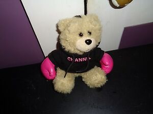 GOC-IN-C-CHANNEL-PINK-BOXING-GLOVE-SSUR-CELL-PHONE-CHARGER-HOT-WATER-BOTTLE-BEAR