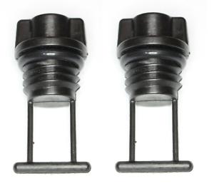 2PK Fine Drain Plug Compatible with SeaDoo 292000187 GSX GSI GTX GTS XP WAKE